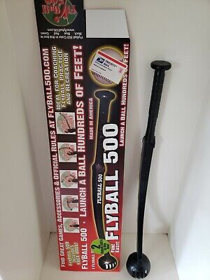 Flyball 500 Baseball Thrower