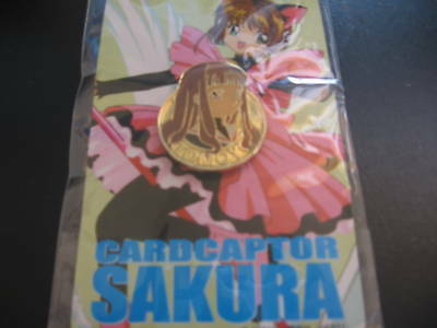 Card Captor Sakura collectors Pin (Tomoy)