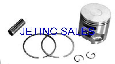 PISTON & RING KIT Fits PARTNER HUSQVARNA  K750 K760 w/GASKET
