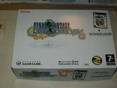 Final Fantasy Crystal Chronicles Ed. Speciale Pal Ita!