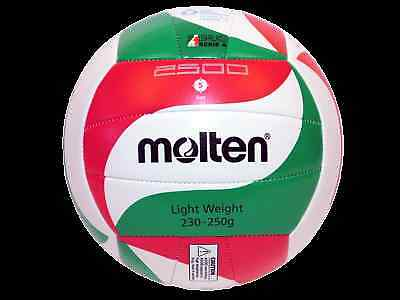 10 Palloni Volley Molten Modello V5M2501-L  Volley School New Design