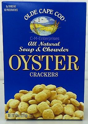 Olde Cape Cod Oyster Crackers 8 oz