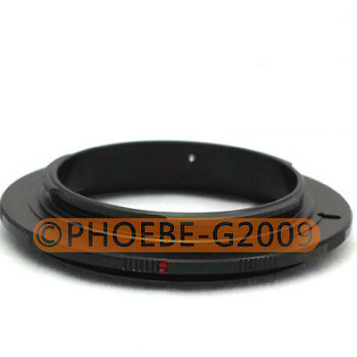 52mm Macro Reverse Adapter Ring For NIKON D90 D80 D60