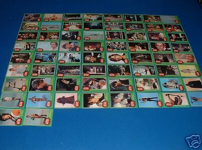 Star Wars 1977 Green Set + X-Rated 207 + Sticker Set + Wax Wrapper