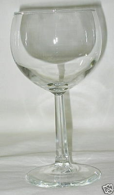 Cristal d'Arques Grand Noblesse Pattern Wine Glass