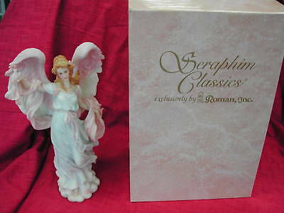 Roman Seraphim Classics Hope Light in the Distance NIB