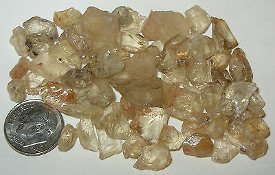 150Ct Lot Oregon Sunstone Facet Rough
