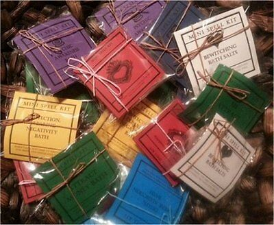 Mini Spell Kit- Cleansing ✨ Protection ✨ Ritual