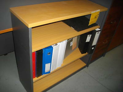 New Quality Office Bookshelf Bookcase Thick Shelves 900