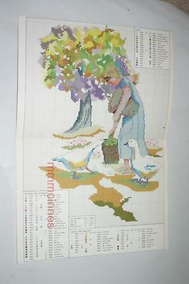 Counted Cross stitch Chart- An Offering -Judy Buswell
