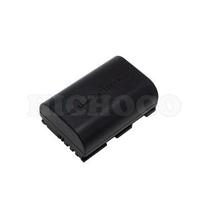 NEW Decoded LP-E6 LPE6 Battery For Canon 5D Mark II 7D
