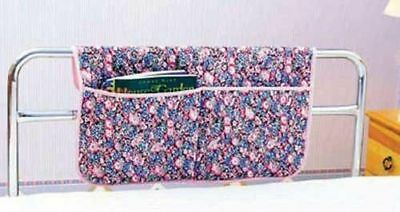 Homecare - Bed Rail Quilted Caddy - Four Pockets