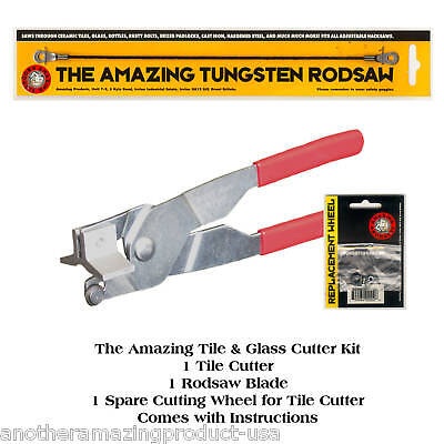 Amazing Tile & Glass Cutter Kit Glass Wall Floor Tiles Stained Glass Mirrors
