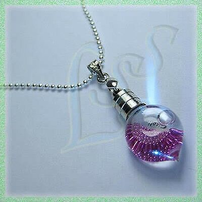 Custom Personalized Name on Rice Pendant Charm With Necklace Special Unique Gift