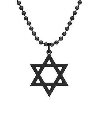 Military Issue Jewish Star Of David Usa Made Jewelry