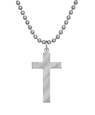Military Issue Long Cross Usa Made Jewelry