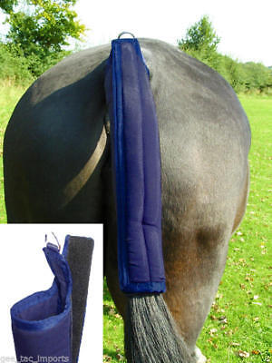 Gee Tac Rugs Travel Tail Guard Bandage Padded Non Slip* Waterproof Cob