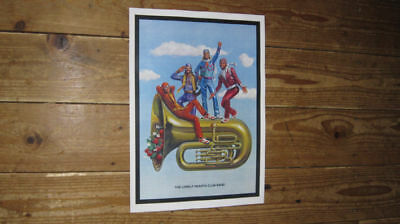 Sgt. Pepper's Lonely Hearts Club Band Bee Gees POSTER