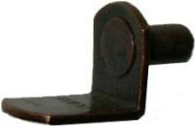 VALUE PACK DOZEN  Shelf Rest - Statuary Bronze  AS2781