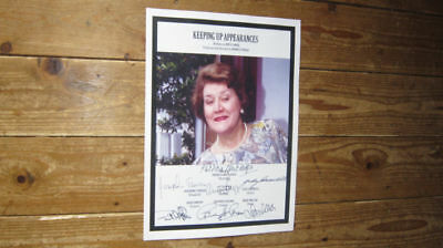 Keeping Up Appearances Mrs Bucket Copy Auto POSTER