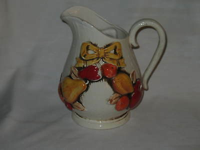 Napcoware Napco Fruit & Bow Juice Water Pitcher