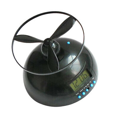Super ALARM CLOCK Loud Crazy Annoying Flying Helicopter