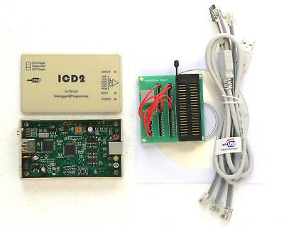 *NEWEST* ICD2USB Debugger, MPLAB, PIC, Ship from USA !