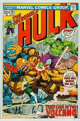 Incredible Hulk #170 - 1973