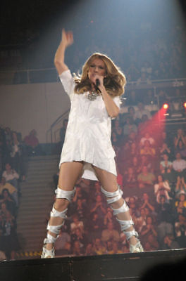 Celine Dion Full Colour Live on Stage 10x8 Photo #2