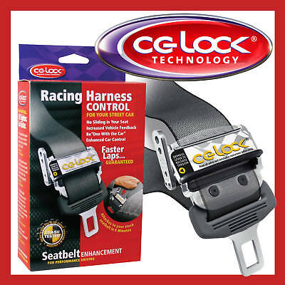 CG-Lock® Seatbelt Driving Safety Enhancement #2901