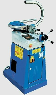 NEW ERCOLINA Top Bender 050KD Rotary Draw Tube & Pipe