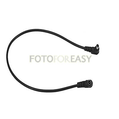 "12"" 12 inch Male to Male M-M FLASH PC Sync Cord Cable for Trigger Camera"