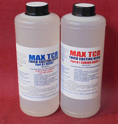 Acrylic Water Epoxy Clear For Floral Arranging & Water Simulation 1/2 Gal