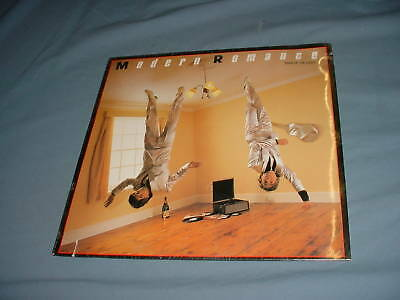 MODERN ROMANCE Trick Of The Light LP Record SEALED 1983