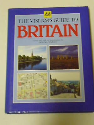 Esmond Wright: The visitor's guide to Britain [1987]