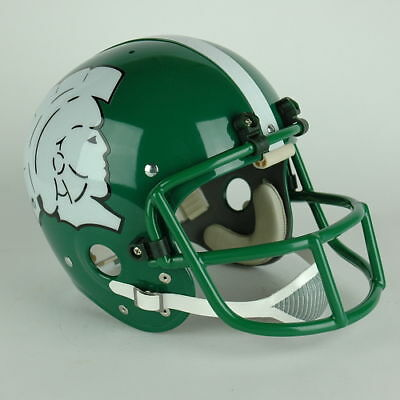 Michigan State Football RK Helmet History 13 Models