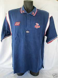 Queensland Reds Coaches Polo Shirt Super 14S - Size Xs