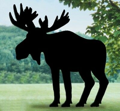**NEW** Handmade Wood Lawn Art Yard Shadow/Silhouette - Moose