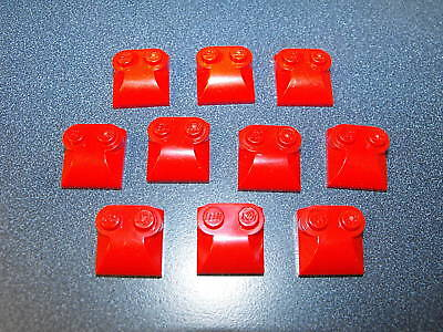 Grille 1 x 2 x 2 2//3 Sloping Lego Lot Of 5 Car Or Truck Black Vehicle