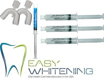 KIT SBIANCANTE DENTI BIANCHI-3x10ml+REMINERALIZZANTE MADE IN USA-N°1