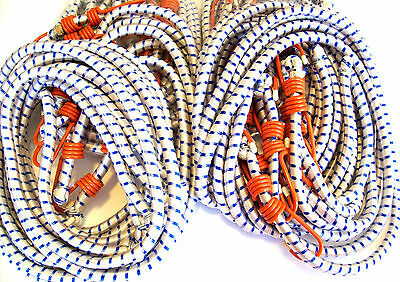 """24 SUPER THICK BUNGEE CORDS TIE DOWN  72"""" length"""