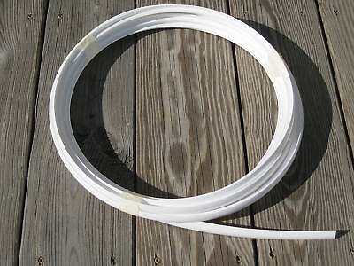 "20 Ft 5/8"" White Nintendo Donkey Kong New T Molding"
