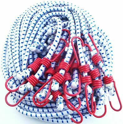 """24 Super Thick Bungee Cords Tie Down Cords 36"""" Length"""