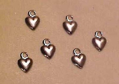 TEARDROP SHAPED DANGLES for 1:9 Traditional Scale Model Horse Costumes SILVER