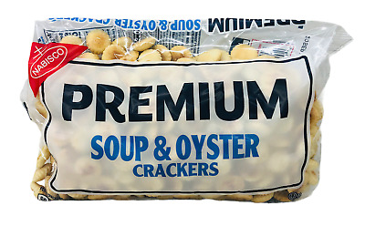 Nabisco Premium Soup & Oyster Crackers 9 oz