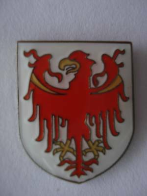 Südtirol Provinz Bozen Wappen Pin Coat of Arms Badge