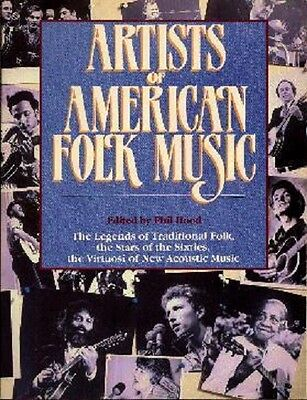 ARTISTS OF AMERICAN FOLK MUSIC - Softcover Book
