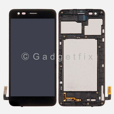 LG Phoenix 3 M150 | Fortune M153 M154 Display LCD Touch Screen Digitizer Frame