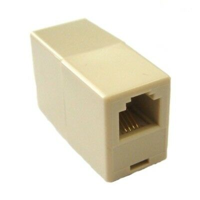 WHOLESALE 12 Pieces RJ11-F to RJ11-F Telephone Joiner RJ11 Female 6P4C