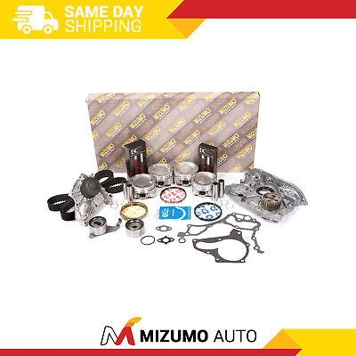 Overhaul Engine Rebuild Kit w// Sensor Port Fit 93-97 Toyota Geo 1.8LL 7AFE